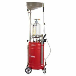 vidangeur d'huile avec réservoir de contrôle D-220