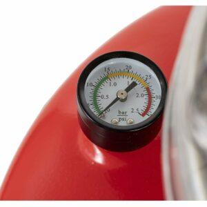 vidangeur d'huile avec réservoir de contrôle D-220 manomètre cuve