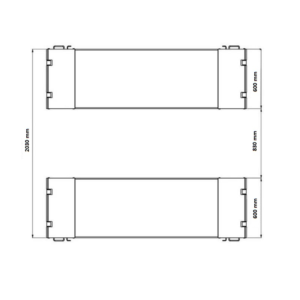 pont ciseaux elevateur 3T a vendre dimensions - €3 200,00 -