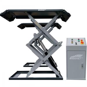 pont ciseaux elevateur 3T fixe bleu - €3 200,00 -