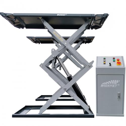 pont ciseaux elevateur 3T fixe gris - €3 200,00 -