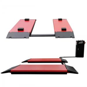 pont ciseaux elevateur 3T rouge a vendre mecatelier 5 - €3 200,00 -