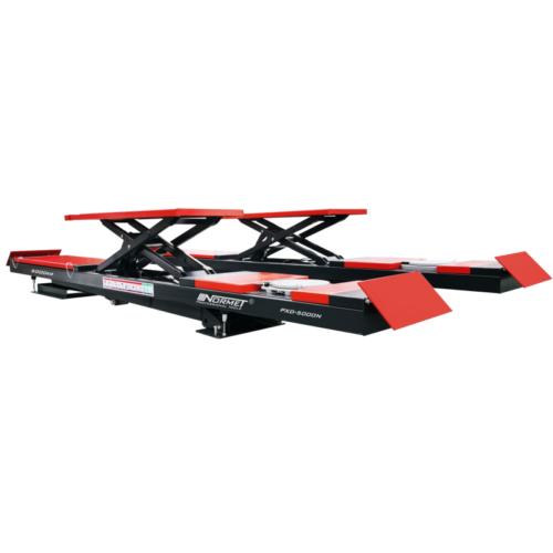 pont ciseaux geometrie 5T rouge 4 - €7 500,00 -