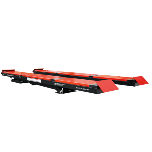pont ciseaux geometrie 5T rouge 5 - €7 500,00 -