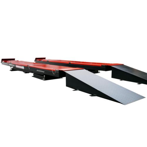pont ciseaux geometrie 5T rouge 7 - €7 500,00 -