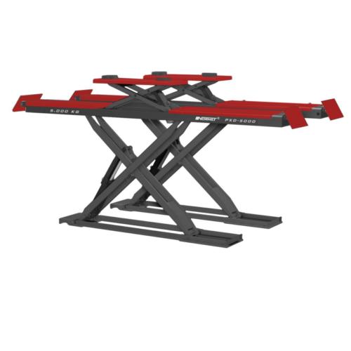 pont ciseaux geometrie 5T rouge 8 - €7 500,00 -